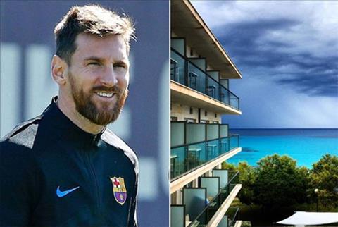 Ngôi sao Messi mua thêm khách sạn hình ảnh