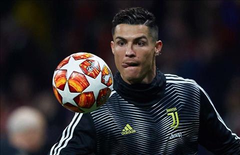 Cristiano Ronaldo sẽ đá chính ở trận Ajax vs Juventus hình ảnh