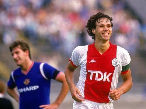 Marco van Basten: Nhung nam thang o Ajax Amsterdam2