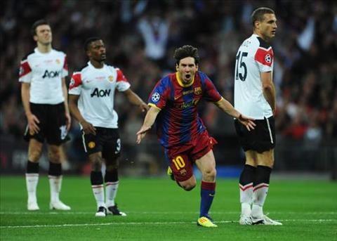Michael Carrick: Nu cuoi co no truoc Barcelona?1