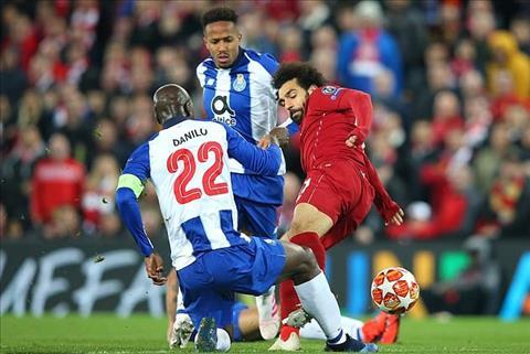 HLV Mourinho nói về Salah trận Liverpool 2-0 Porto nhận thẻ đỏ hình ảnh