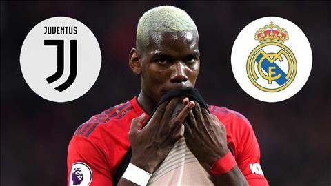 Ronaldo muon Juventus mua Pogba