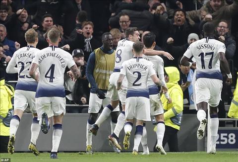 Tottenham danh bai Man City 1-0