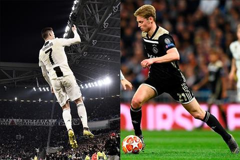 Ajax vs Juventus Xem trực tiếp bóng đá C1 đêm nay ở kênh nào  hình ảnh