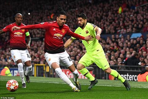 Manchester United Barca