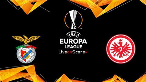 Benfica vs Frankfurt 2h00 ngày 124 (Europa League 201819) hình ảnh