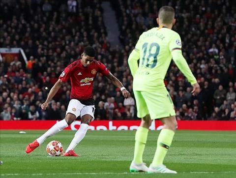 Những điểm nhấn MU vs Barca tứ kết lượt đi Champions League hình ảnh
