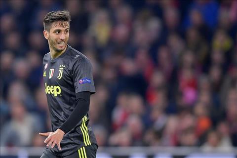 Rodrigo Bentancur nói về trận Ajax vs Juventus hình ảnh