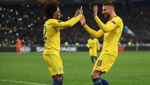 Chelsea khong de danh bai Slavia Praha tren san khach