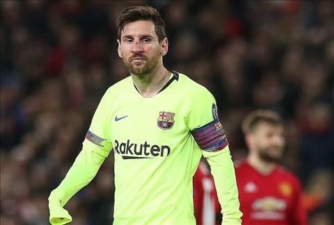 M.U thua Barca 1-0 Messi chay mau