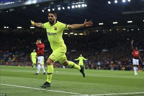 MU 0-1 Barca Sự tẻ nhạt của một chiến thắng lịch sử hình ảnh