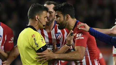 Diego Costa nhận án phạt cực nặng từ LĐBĐ Tây Ban Nha hình ảnh