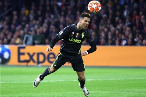 Những thống kê đáng nhớ sau trận đấu Ajax 1-1 Juventus hình ảnh