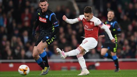 Arsenal 2-0 Napoli Sự khác biệt của cỗ máy Torreira hình ảnh