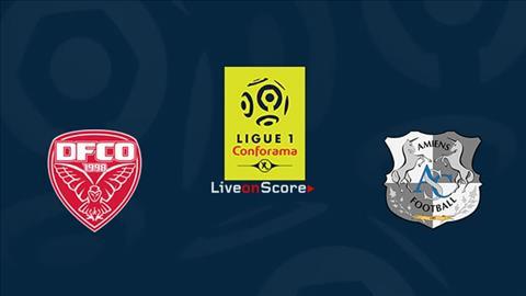 Dijon vs Amiens 0h00 ngày 134 (Ligue 1 201819) hình ảnh