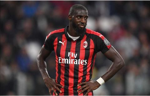 Milan xem xét lại hợp đồng với Bakayoko  hình ảnh