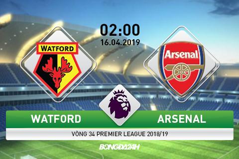Preview Watford vs Arsenal