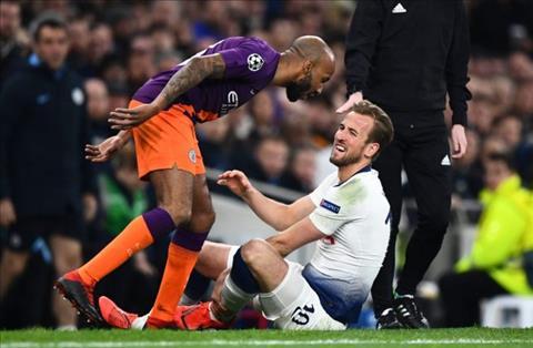 Đội hình Tottenham bị ảnh hưởng sau trận thắng Man City hình ảnh