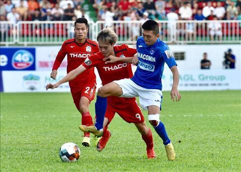 HAGL vs Than Quang Ninh HAGL 3-2 Than Quang Ninh