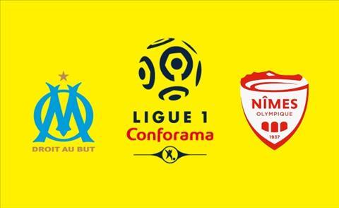 Marseille vs Nimes 22h00 ngày 134 (Ligue 1 201819) hình ảnh