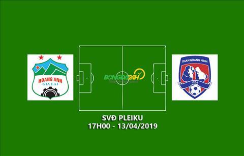 HAGL vs Than Quảng Ninh link xem trực tiếp bóng đá V-League 134 hình ảnh