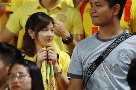 Du de thua Viettel nhung CLB Nam Dinh van co the tu hao khi nhan duoc su co vu cua rat nhieu CDV.