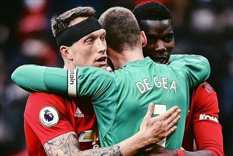 M.U đánh bại West Ham: Đá không hay nhưng lại may