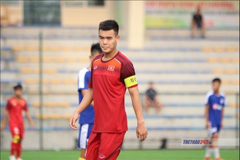 U18 Việt Nam thua liên tiếp,  Tiểu Công Phượng nhạt nhòa hình ảnh