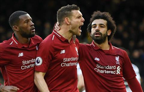 James Milner va Liverpool