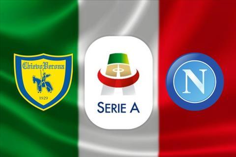 Chievo vs Napoli 23h00 ngày 144 (Serie A 201819) hình ảnh