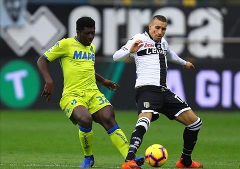 Sassuolo vs Parma 20h00 ngày 144 (Serie A 201819) hình ảnh