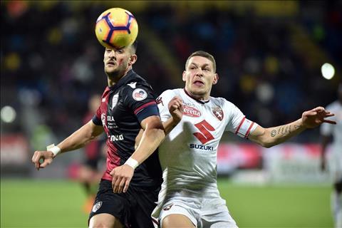 Torino vs Cagliari 17h30 ngày 144 (Serie A 201819) hình ảnh