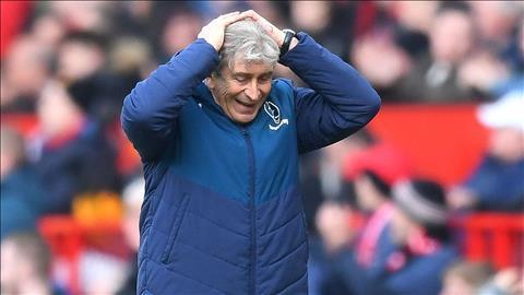 HLV Pellegrini West Ham đáng lẽ đã đánh bại MU nếu có VAR hình ảnh