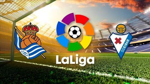 Sociedad vs Eibar 22h00 ngày 3011 La Liga 201920 hình ảnh