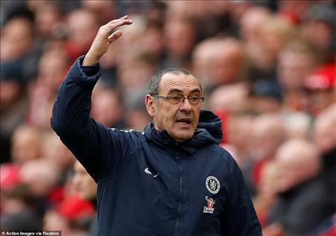 HLV Maurizio Sarri rời Chelsea dẫn dắt Roma ở hè 2019 hình ảnh