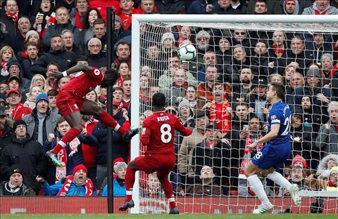 Liverpool thang Chelsea 2-0 Mane ghi ban