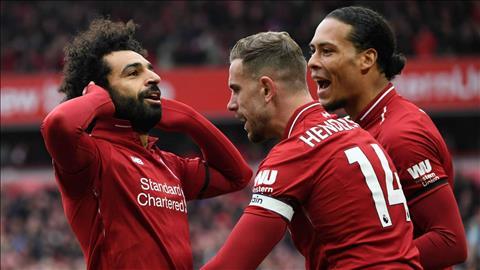 Salah Liverpool sẽ vô địch nếu thắng cả 4 trận còn lại hình ảnh