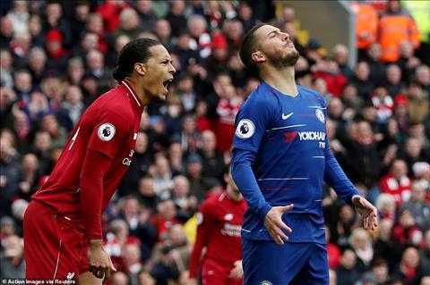 Van Dijk phat bieu sau tran thang Chelsea