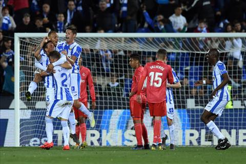 Leganes 1-1 Real Madrid Los Blancos bất lực tại pháo đài hình ảnh 3