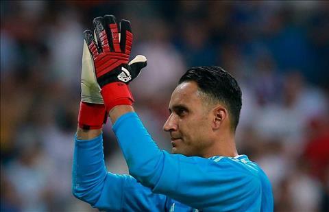 Real Madrid và PSG hoàn tất thương vụ trao đổi thủ môn Keylor Navas hình ảnh