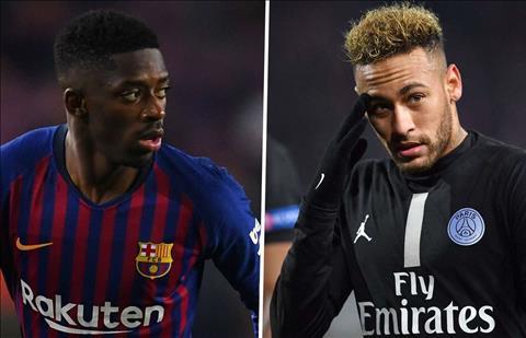 Dembele va Neymar
