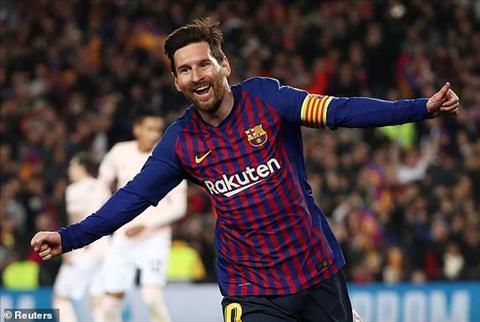 Barca 3-0 (4-0) MU Messi tiễn Quỷ đỏ rời Champions League hình ảnh 2