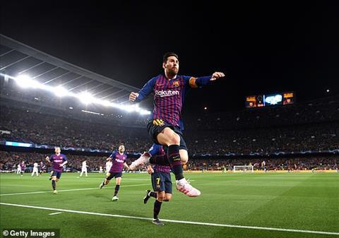 Barca 3-0 (4-0) MU Messi tiễn Quỷ đỏ rời Champions League hình ảnh 3