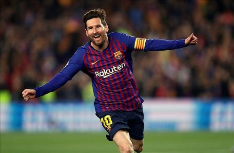 Barca 3-0 M.U Messi lap cu dup