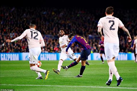 Barca 3-0 MU Lợi thế thể chất vô nghĩa của Solskjaer hình ảnh 3