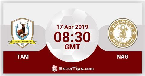 Tampines vs Naga World 18h30 ngày 174 (AFC Cup 2019) hình ảnh