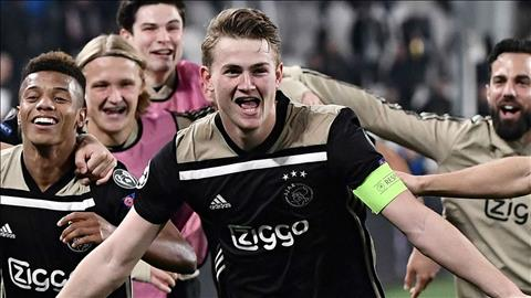 Ajax se dung do Barca trong tran chung ket