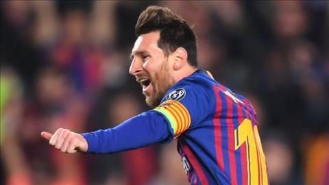 Carles Puyol khen ngợi Lionel Messi với phong độ mùa này hình ảnh