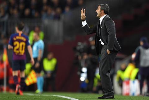Valverde 'Barca có Messi còn MU thì không!' hình ảnh 2