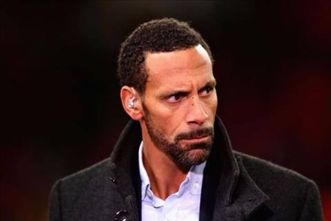 Ferdinand said, to return to the Manchester United photos